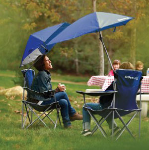 Super Brella Chair
