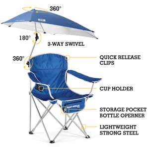 Sport-Brella Chair