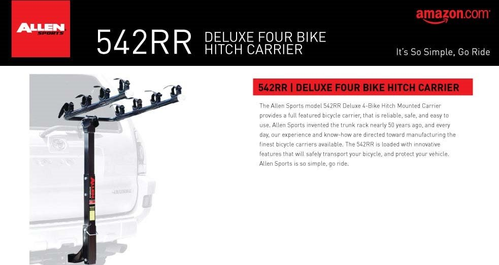 4 Bike Hitch