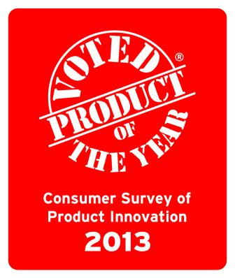voted product of the year