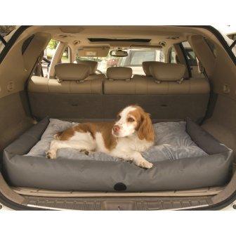Gray SUV Bed