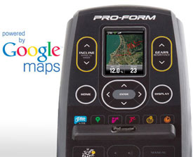 Google Maps Console