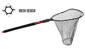 Ego s2 slider large landing net fishing for Amazon fishing net