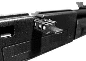 Fast loading 5-shot pellet clip