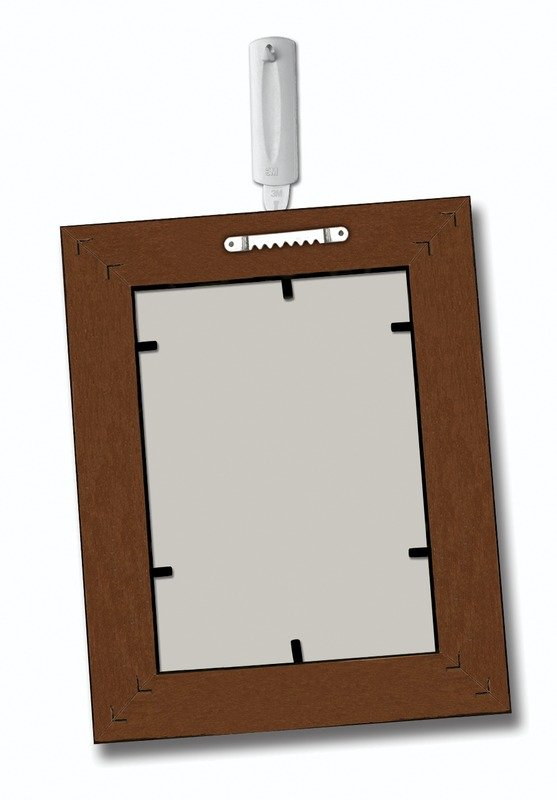 Command Sawtooth Picture Hanging Hooks 3 Hanger Picture
