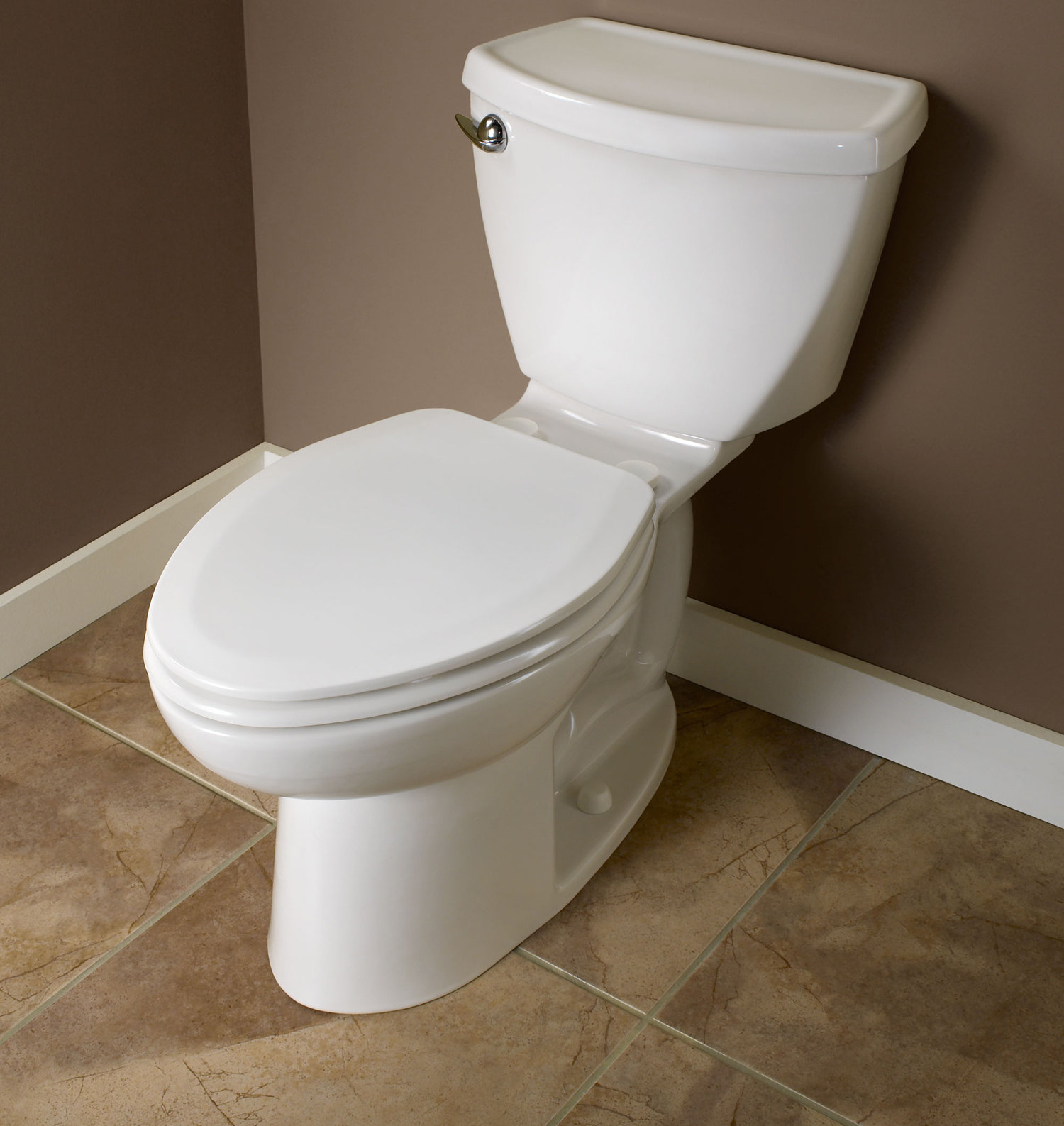 American Standard Toilet Seats >> American Standard 5321.110.222 EverClean Elongated Toilet Seat with Slow Close Snap-Off Hinges ...