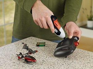 Black & Decker Gyro in everyday use