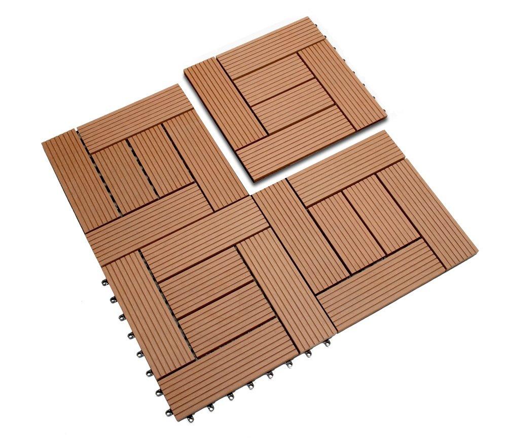 interlocking floor tiles for decks