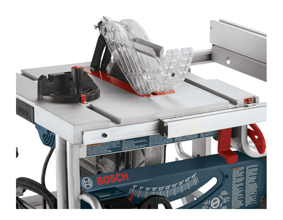 Bosch Table Saw Gts1031 10-Inch Portable Jobsite Table Saw - Power Table Saws - Amazon.com