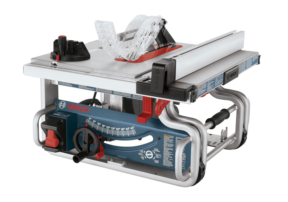 Bosch gts1031 10 inch portable jobsite table saw ebay for 10 table saws