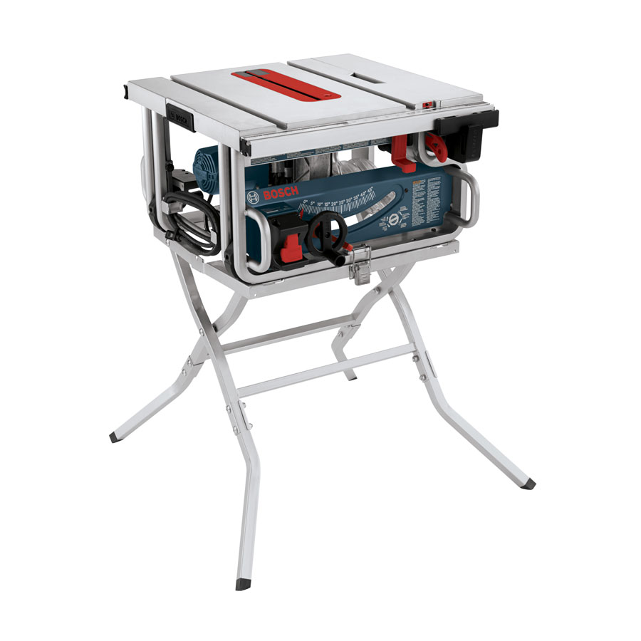 Bosch gts1031 10 inch portable jobsite table saw ebay Bosch portable table saw