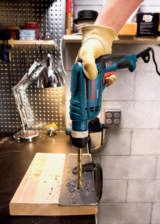 Bosch Ti18 18 Piece Titanium Twist Drill Bit Set With
