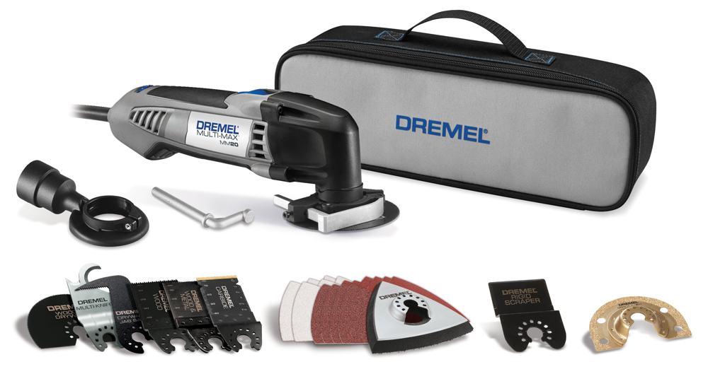 Dremel MM20-05 2.3-Amp Multi-Max Oscillating Ultimate Tool ...