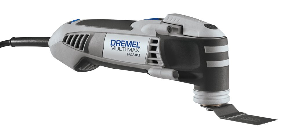 Dremel MM40-03 2.5-Amp Multi-Max Oscillating Ultimate Tool Kit with 29 ...