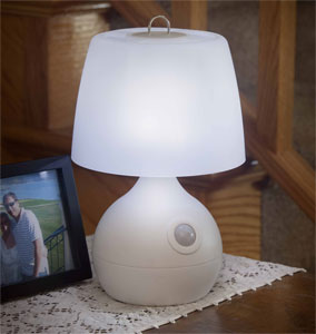 8-LED Sensor Table Lamp