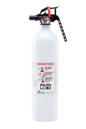 Kidde 466627 Mariner Fire Extinguisher, Mariner, 1A10BC ...