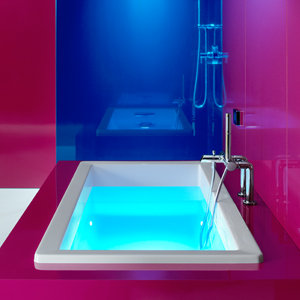 VibrAcoustic baths infuse water with vibrations for a bathing experience like no other.