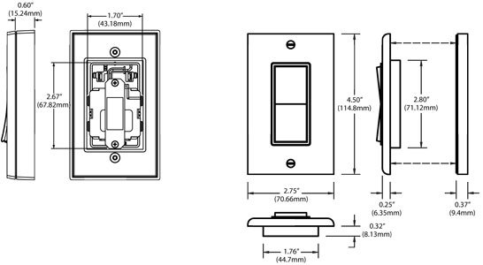 X10 Wireless Switches Furthermore 3 Way Switches Wiring Diagrams