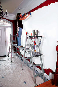 RevolutionXE 300-Pound Duty Rating Multi-Use Ladder