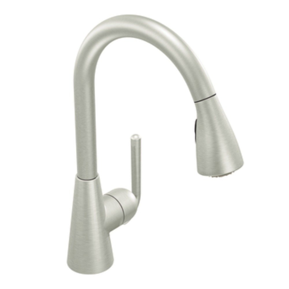 Moen S71708csl Ascent One Handle High Arc Pulldown Kitchen