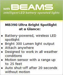 Mr. Beams MB3930 Spotlight