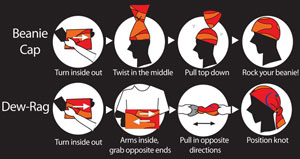 Rag Tops Convertible Headwear