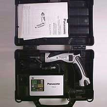 Panasonic EY7410LA2S Cordless Drill and Driver Kit Case