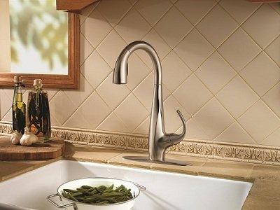 Pfister Avanti faucet chrome finish