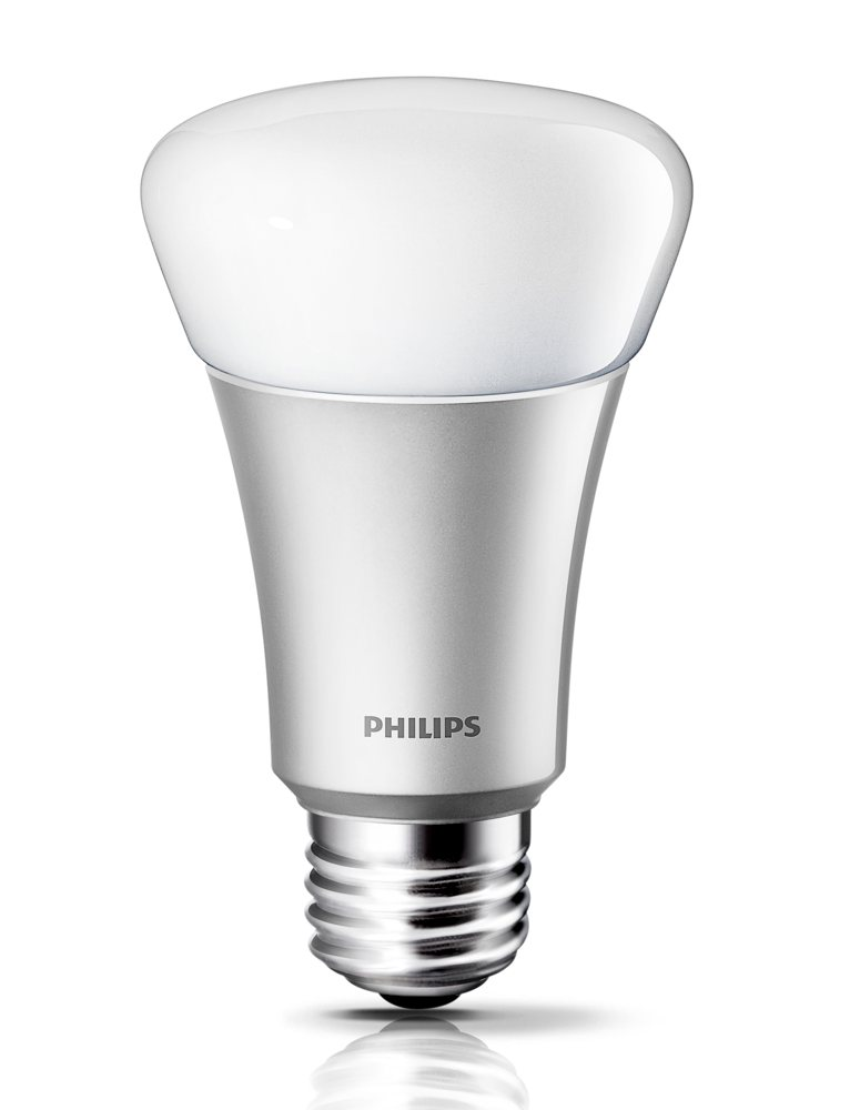New Philips Hue Personal Wireless Lighting Single Bulb Controllable Led Home A19 Ebay