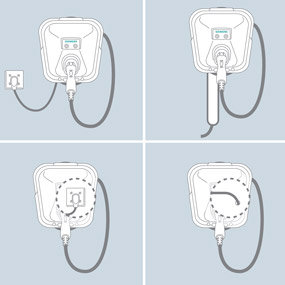 VersiCharge electric vehicle charger