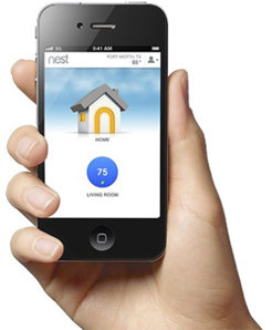 Control your Nest from Anywhere
