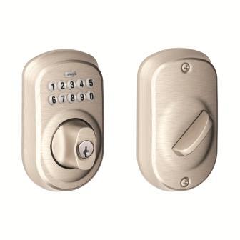 Schlage Plymouth Keypad Deadbolt