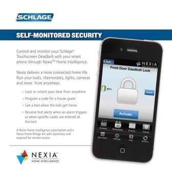 Nexia Home Intelligence