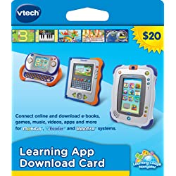 VTech Learning Application Download Card