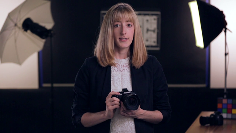 DPReview's Allison Johnson gives an overview of the  Olympus OM-D E-M1 Compact System Camera