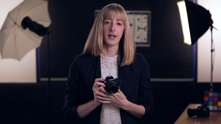 DPReview's Allison Johnson discusses the features of the Olympus OM-D E-M10 Mirrorless Camera