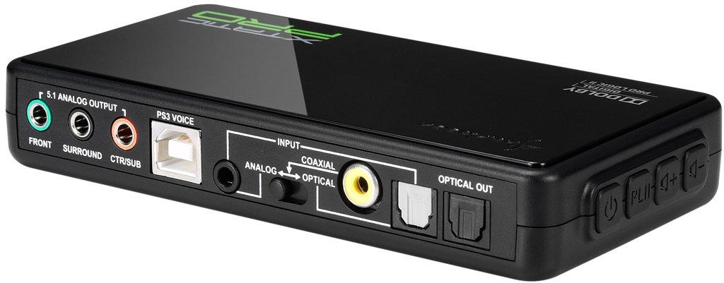 5.1 Digital Dolby Digital 5.1 And