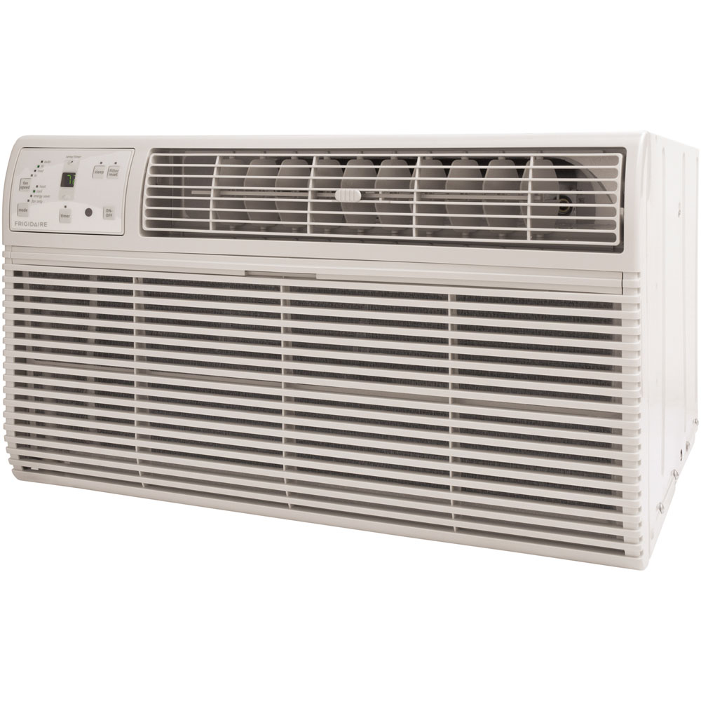 Through the wall air conditioner and heater for 12000 btu window air conditioner room size