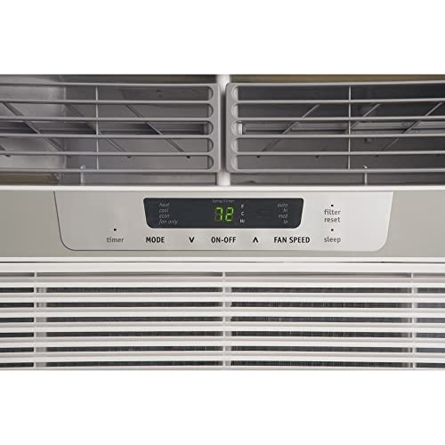 Frigidaire fra12ezu2 12 000 btu window mounted for 11000 btu window air conditioner