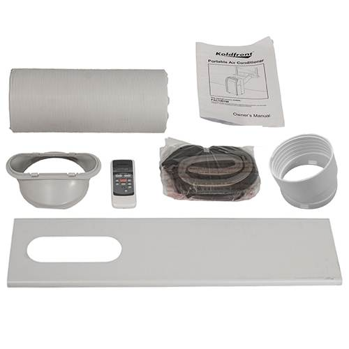 Window Kit & Vent Hose