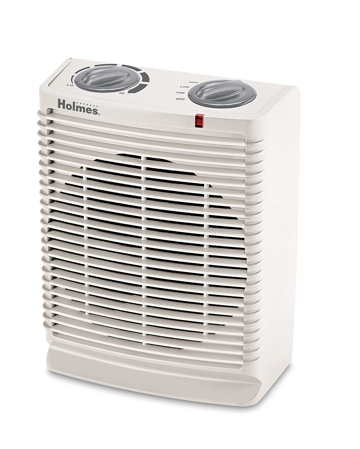 Battery Operated Fans Holmes Hfh111t U Desktop Heater Fan With Comfort Control Thermostat