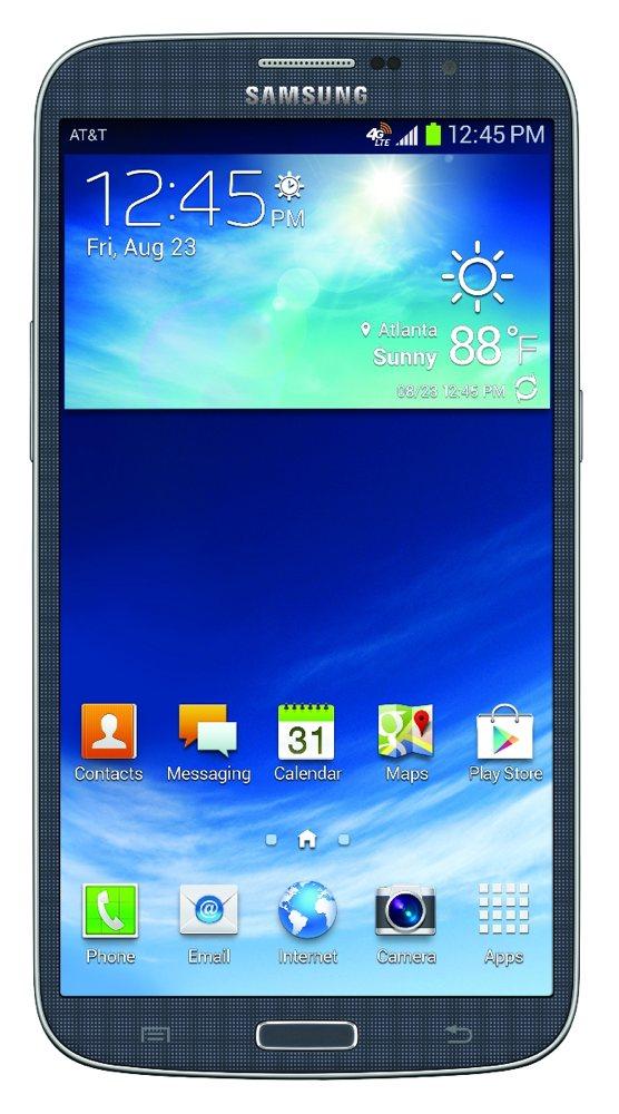 Amazon.com: Samsung Galaxy Mega, Black 16GB (AT&T ...