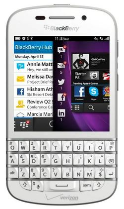 BlackBerry 10 OS learns and adapts to the way you work ( view larger
