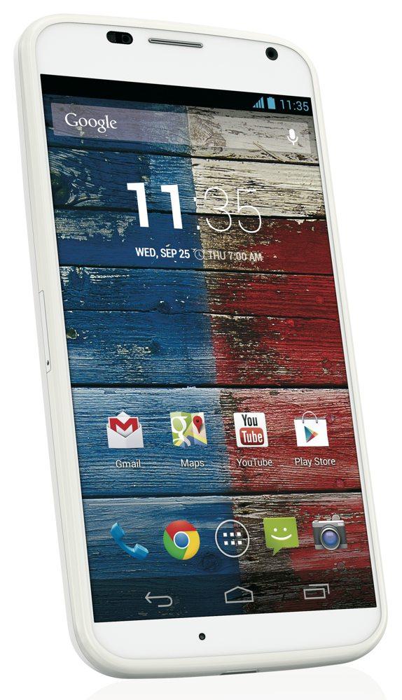 Amazon.com: Motorola Moto X - 1st Generation, White 16GB (AT&T): Cell