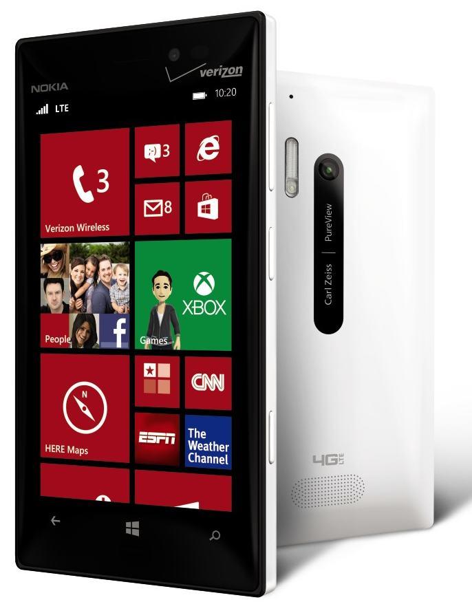 Amazon.com: Nokia Lumia 928, White 32GB (Verizon Wireless): Cell
