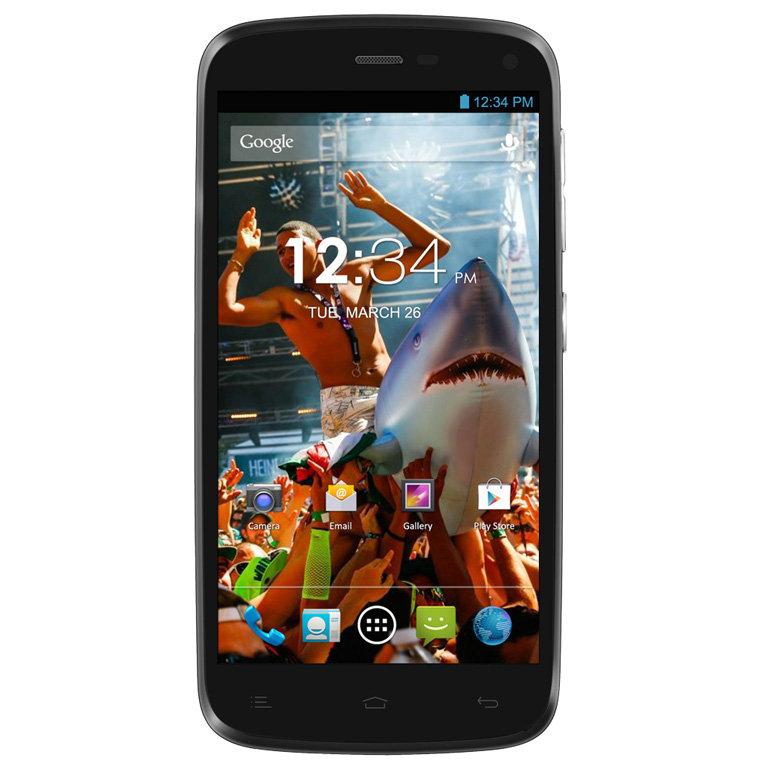Blu Life Play L100A GSM Unlocked Android 4 1 Jelly Bean 3G 4G Dual Sim Gray Grey