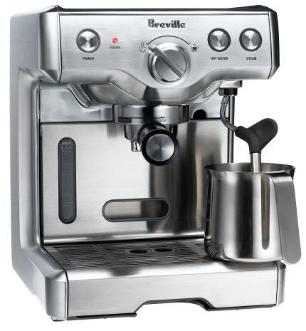 Breville the Duo Temp Espresso Machine (Factory Reconditioned)%