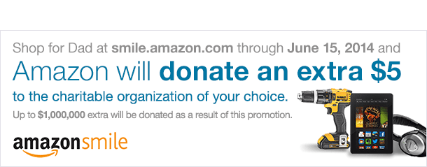 Amazon will donate an extra $5