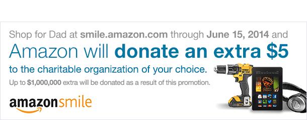 Amazon will donate an extra $5