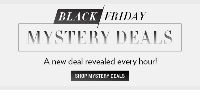 Mystery Deals